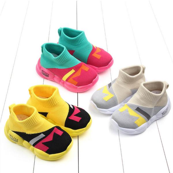 New Ins baby shoes scarpe da bambino casual bambina scarpe firmate bambino neonato scarpe firmate bambino sneakers bambino sneakers A7141