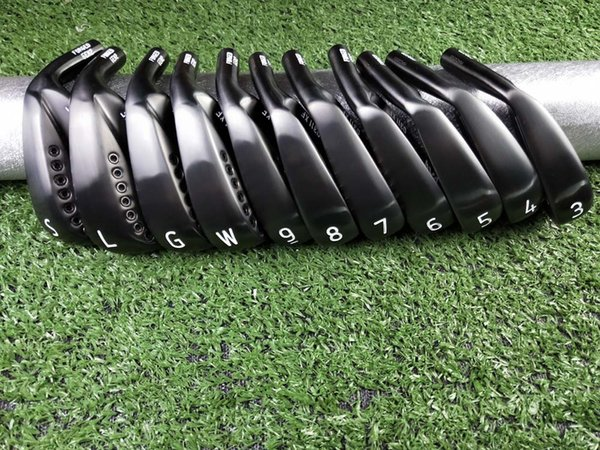 2019 New Golf Club 0311XF GEN 2 Black Iron 11 picec Suits White Paint With Head Cover Free Delivery