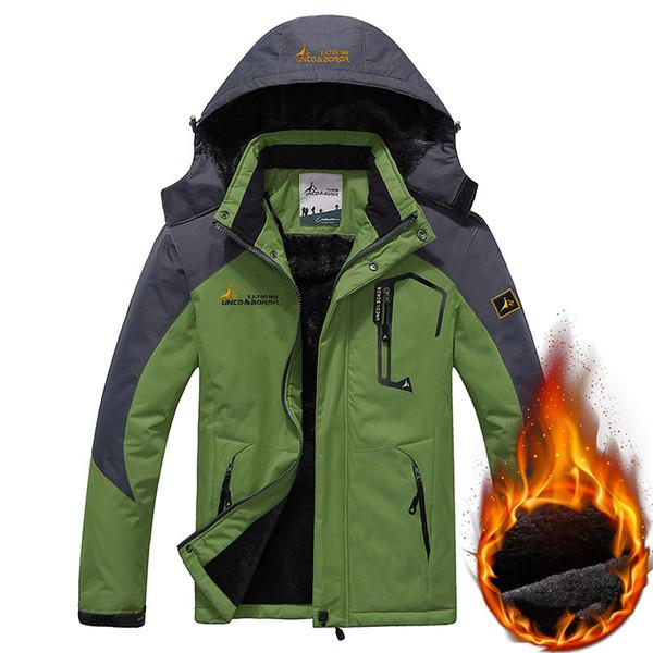 Grass Green Jacket