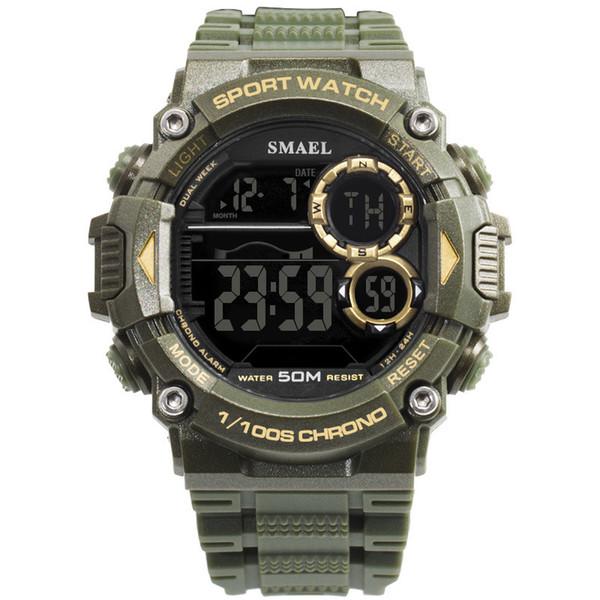 Sport Watch Creative Digital Multi-function Watches Men's Electronic Waterproof Wristwatches Relogio Masculino Sale