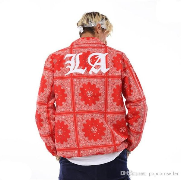 Mens Designer Cashew Printed Jackets Fashion Patchwork Single Breasted Quilted Coats Plus Size Outdoor Jackets Sports Fashion Mens Clothing