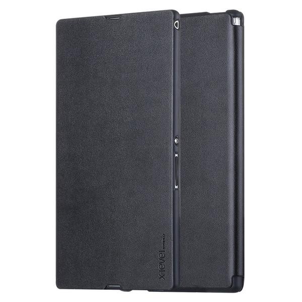 X-Level PU кожаный чехол для Sony Xperia Z Ultra XL39H Роскошный чехол-подставка для Coque LTE C6833 Деловой стиль флип-кейс