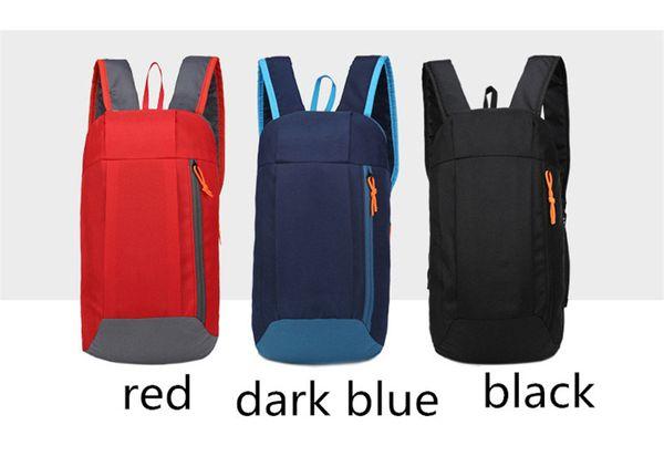 IN STOCK !!! Unisex Backpacks Waterproof Travel Mountain Bags Teenager Backpack Students School Bag Knaspack Multicolors Fast Ship