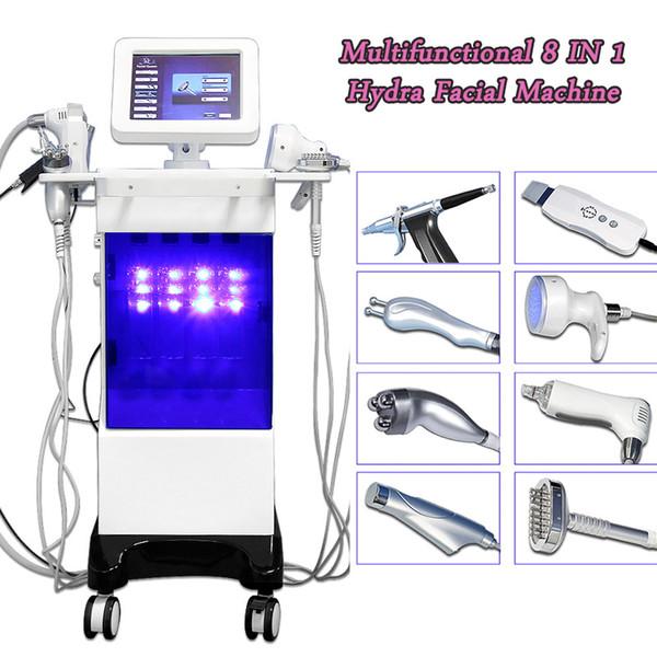 oxy jet hydra dermabrasion treatment