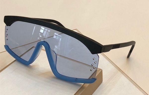Occhiali da sole di design da donna di lusso in stile nuovo stile d'avanguardia Occhiale da vista con montatura rettangolare con lente uv400 di altissima qualità