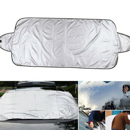 best selling 150 X 70cm Auto Windshield Winter Snow Car Covers Magnetic Waterproof Car Dust Snow Ice Frost Sunshade Protector Covers