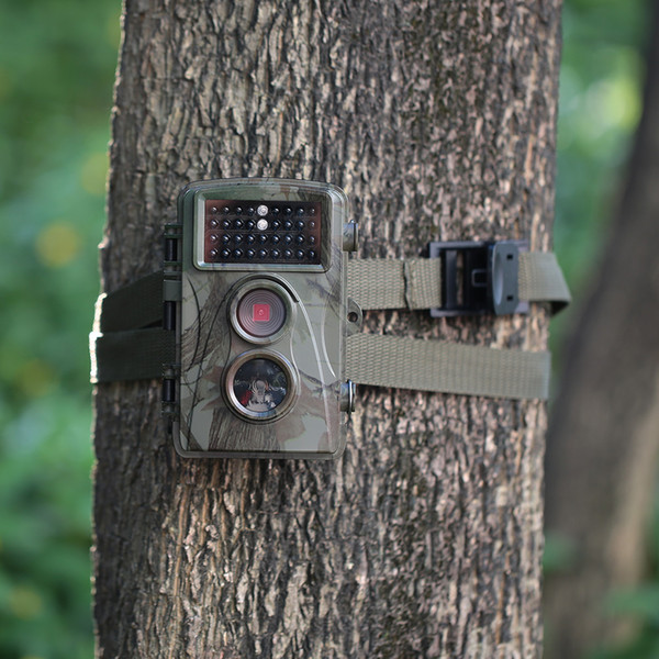 Camouflage hidden Infrared Trail Camera Photo trap security Wild camera 720P night vision waterproof thermal chasse cam