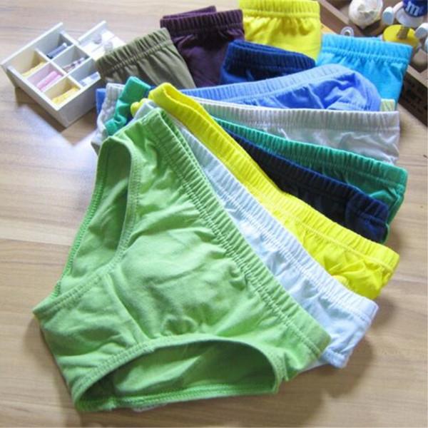 10pc Baby Boys Panties Briefs Kids Underwear Boys Panties Gifts Children Underwear Suit for 1--12 Years
