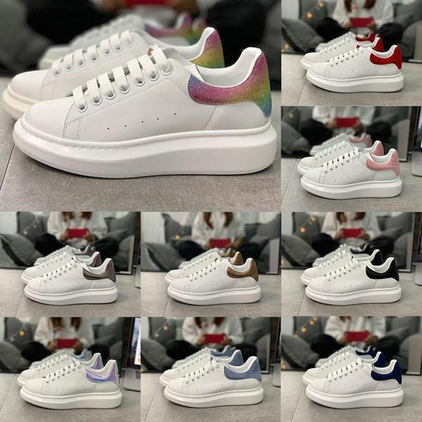 2020 chaussures chaudes pour enfants Velvet chaussures plate-forme scarpe da ginnastica Chaussures Casual Designerboîte alexanderTaille de McQueens 2a026 #