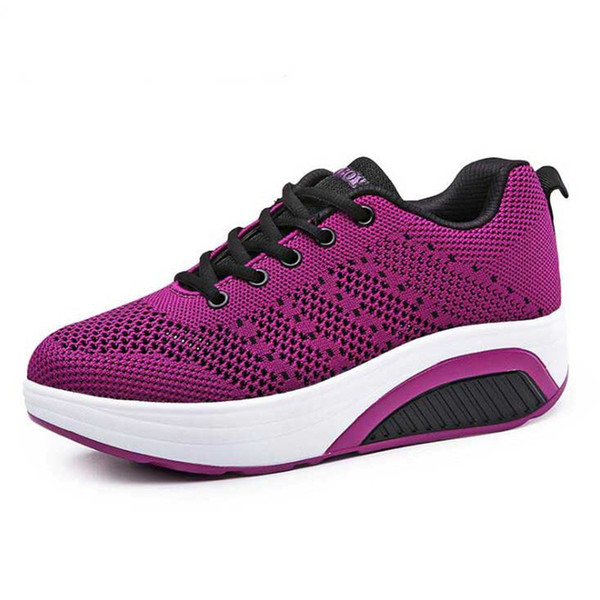 spring autumn explosion models ladies trend air mesh casual shoes fashion wild sports running shoes designer women luxury