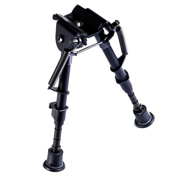 CÓDIGO X Atlas Bipé Fore Grip 360-graus Pernas Ajustáveis de Precisão Bipé Para AR15 Adaptador de Caça Rifle Monte Picatinny Tecelão Keymod Trilho Mo