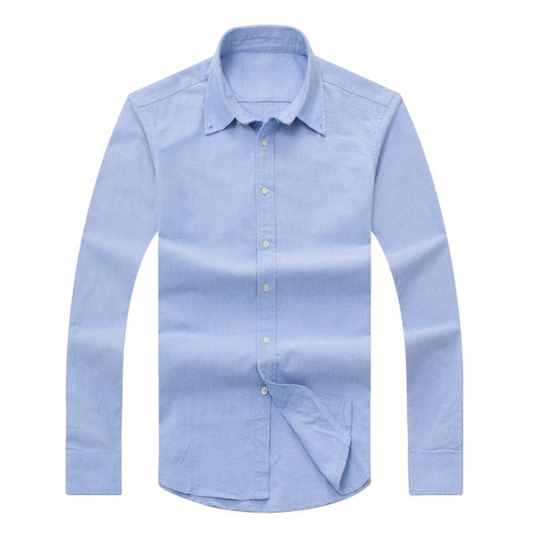 shirtNEW 18 hommes méduse t-shirt À la mode Chemise décontractée à manches longues Automne-Hiver Automne Hiver Chemises habillées Slim Fit