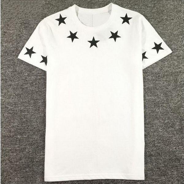 White B112 Leather Star