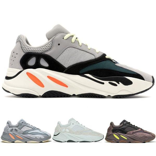 700 V2 Men Women Designer Running Shoes Runner Wave Vanta Salt Inertia Static Analog Geode Mauve Kanye West Fashion Trainer Sport Sneaker