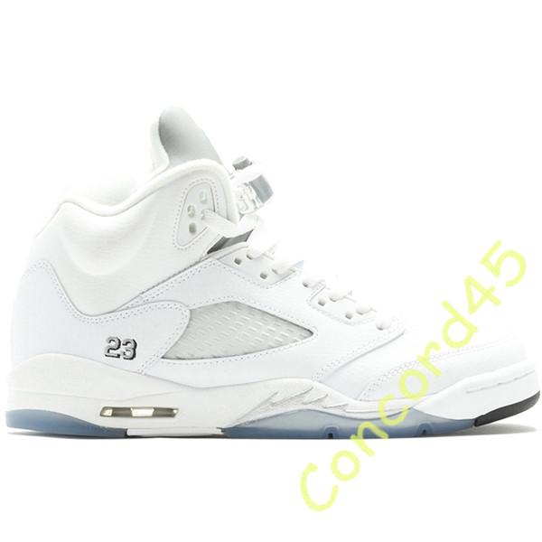 Branco 15 metálico