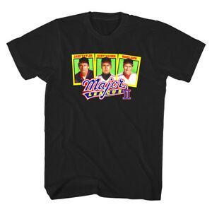 Major League Baseball Karten Männer 039 s T-Shirt Spieler Kurzarm-Comedy-Film