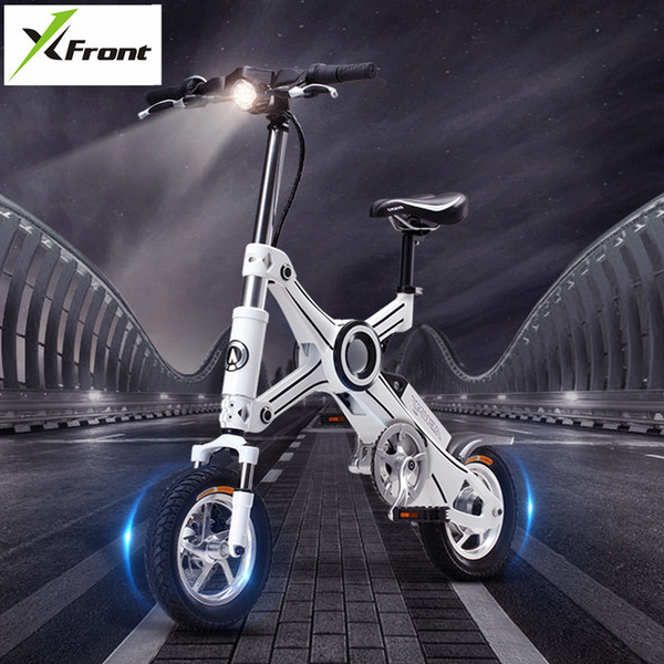 top popular New 2018 brand Aluminum-magnesium alloy 36v 250W intelligent Electric bicycle X3 Mini Bike Portable Lithium Battery smart E-bike 2020