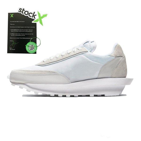 # 1 en nylon blanc 36-45