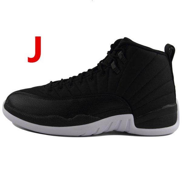 J Black Nylon