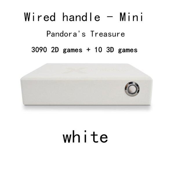 branco cabo controlador