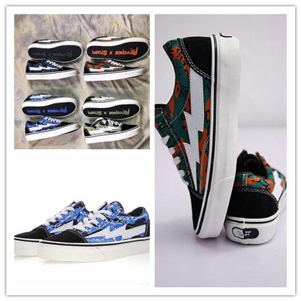 New Multicolor Yezee Calabasas Stylist Ian Connors Revenge X Storm Camo Sneakers kanye west Calabasas Casual Shoe Men Women Shoes