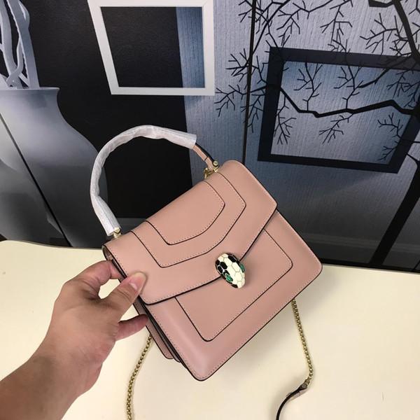 2019 luxus designer handtaschen berühmte marke designer kette umhängetaschen schlange kopf cross body messenger bags hochwertige abendtaschen