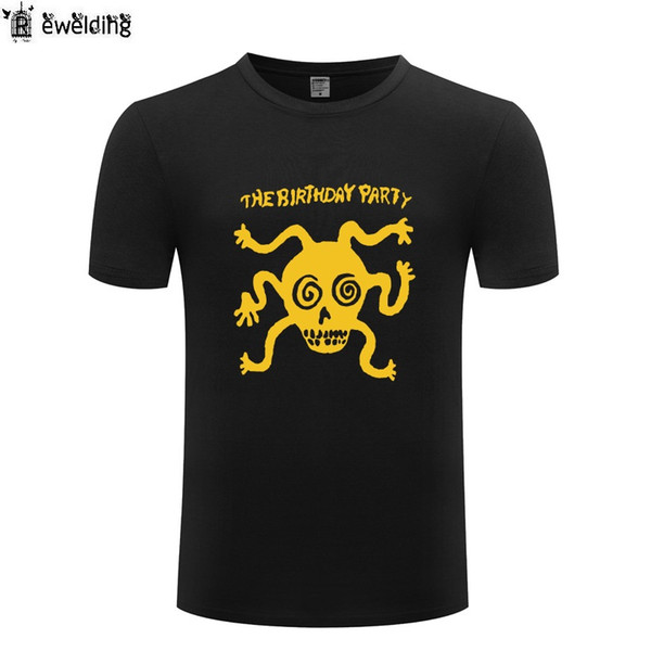 Music Birthday Party Pleasure Head Printed Mens T Shirt Hip Hop T Shirts Men Cotton Short Sleeve Man Tops Tees Camiseta Hombre