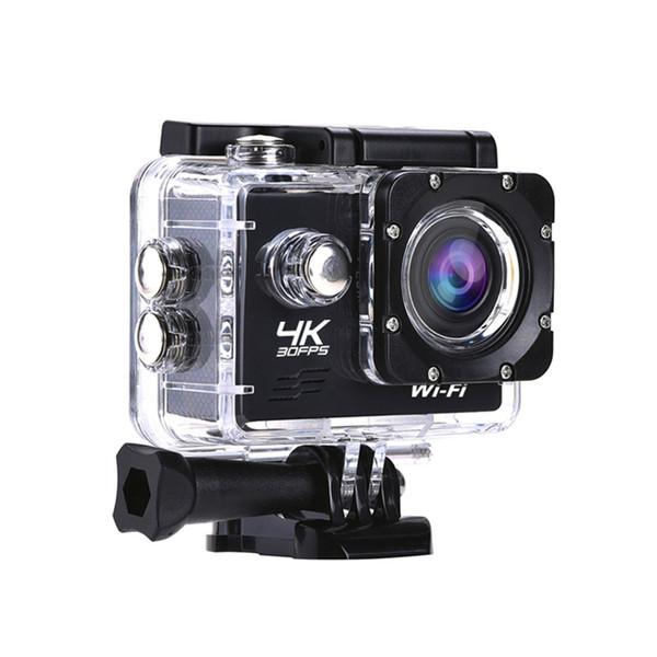 Full HD 4 K Eylem Kamera AT-Q1 WiFi 2.0 Inç Mini Spor DV 30 m Su Geçirmez Video Kayıt Kamera 30FPS 1080 P USB 2.0