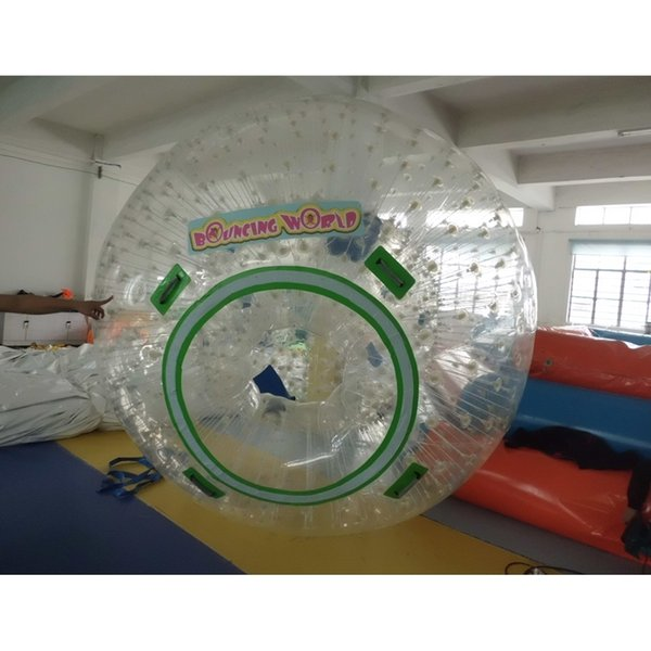 Commercial 3m diameter inflatable zorbing ball for land water inflatable zorb ball PVC air bumper large inflatable hamster ball