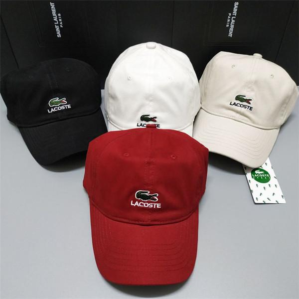 Bonnet de papa hiphop golf polo casquettes de baseball pour les hommes et les femmes