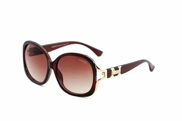 9089top Designer di moda high-end occhiali da sole di marca per uomini e donne sport all'aria aperta viaggi essenziali occhiali di tendenza prezzi concessioni
