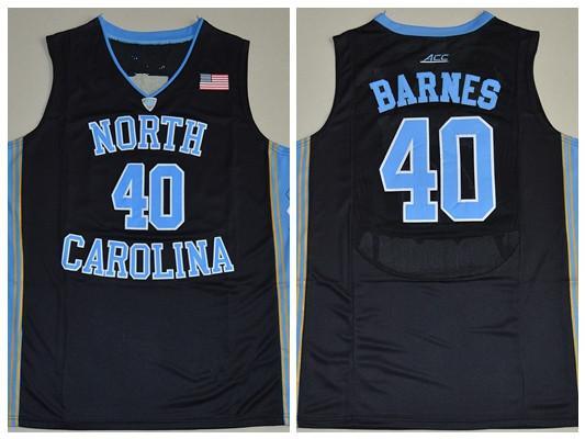 40 Harrison Barnes Negro