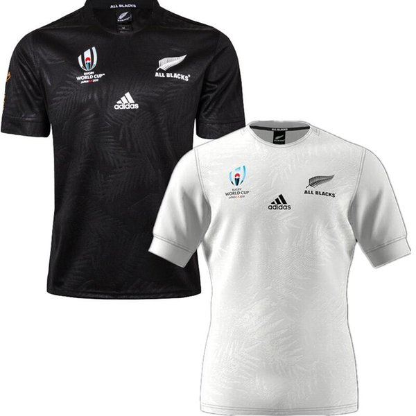 best selling 2019 Rugby World Cups NEW ZEALAND JERSEY National HOME JERSEY world cup 2019 new zealand rugby jersey size :S-5XL