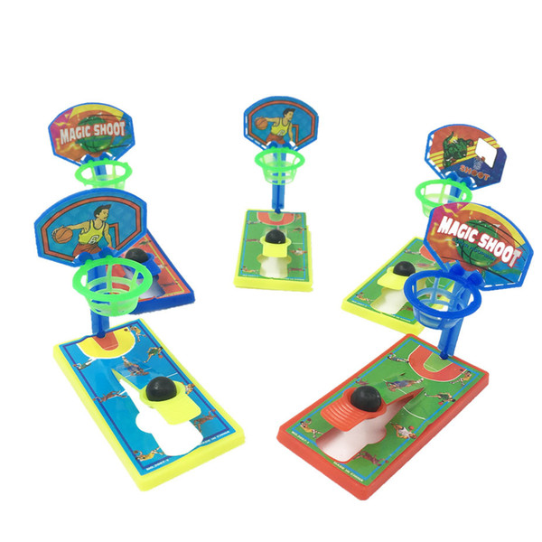 best selling Parent-child interactive toy creative finger ejection mini shooting game console Desktop game baby educational toy gift