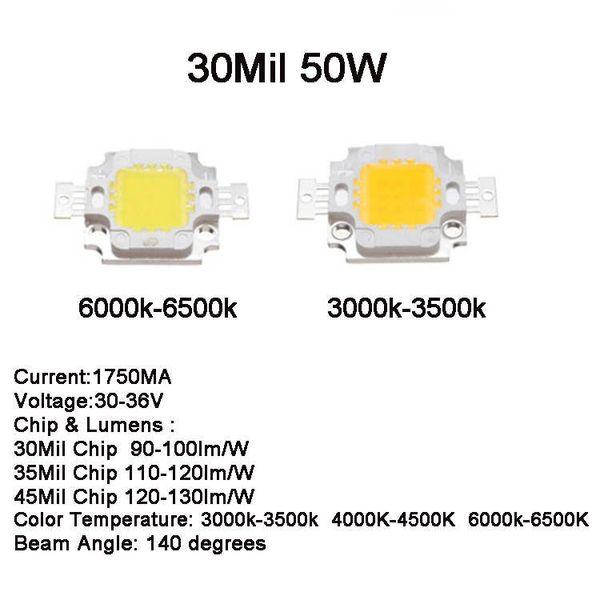 30mil 50W (30V-36V)