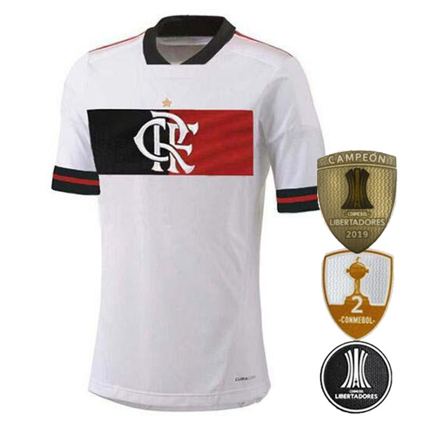 QM2693 2021 Away Conmebo. 2 cup patch