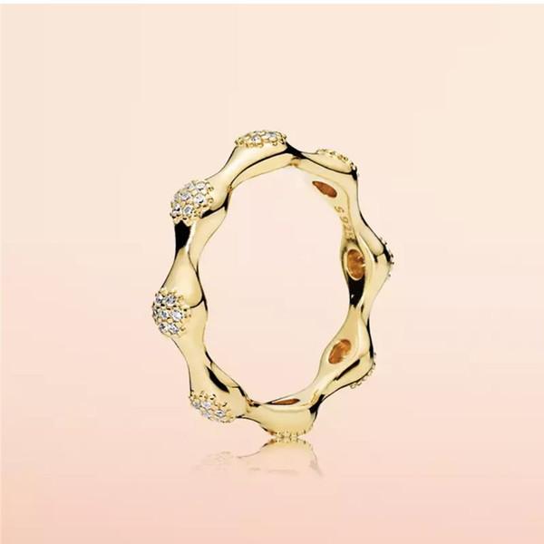 Contenitore di oro anello +