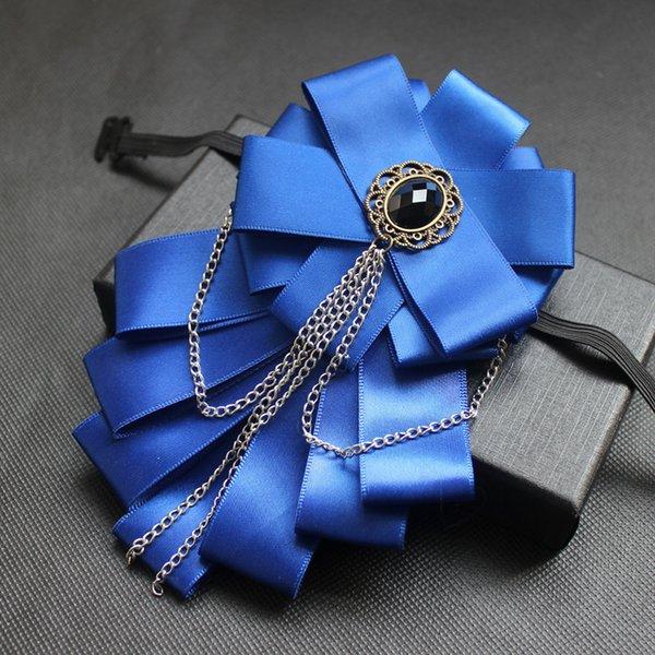 모조 다이아몬드 나비 넥타이 1