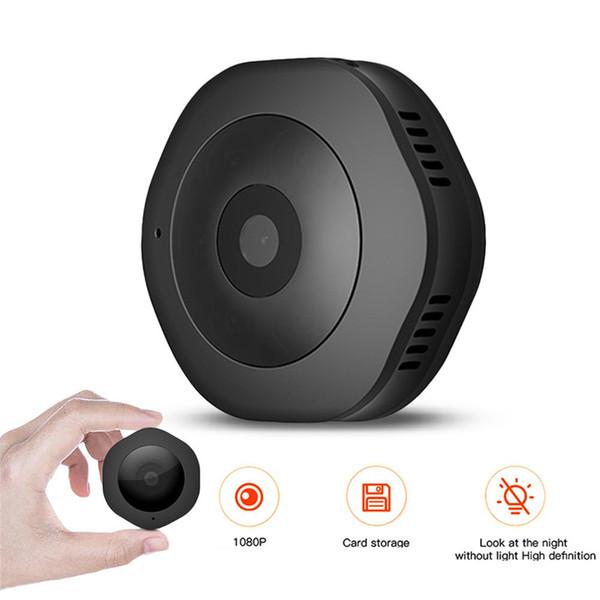 Neue 1080P Mini Kamera tragbare kleine Kindermädchen Kamera 1080P Bewegung aktivierte Überwachungskamera IR Nachtsicht DVs Mangentic Mini Camcorder