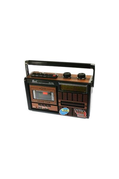 Hobimtek Hobimtek mp 319 Usb + Fm Radio + Cassette Player