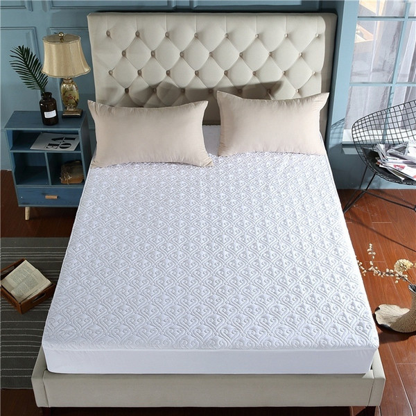 100% Cotton Fitted Sheet Luxury Hotel Quality Topper Ultra Soft Air-Flow Microfiber Mattress Cotton Bed Sheets