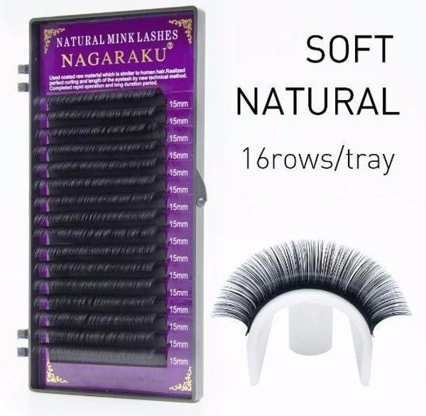 All Size,6 Cases Set,16rows/tray ,high-quality Eyelash Extension,individual Eyelashes,false Eyelashes,natural Eyelashes