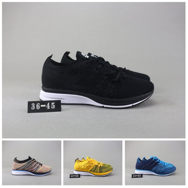 5a8805eebdfb Nike Flyknit Racer Be True running shoes designer sneakers New Top Quality  Racer Ser Verdadeiro sapatos