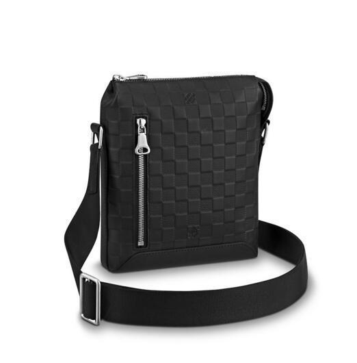 MESSENGER BB N42418 Men Messenger Bags Shoulder Belt Bag Totes Portfolio Briefcases Duffle Luggage