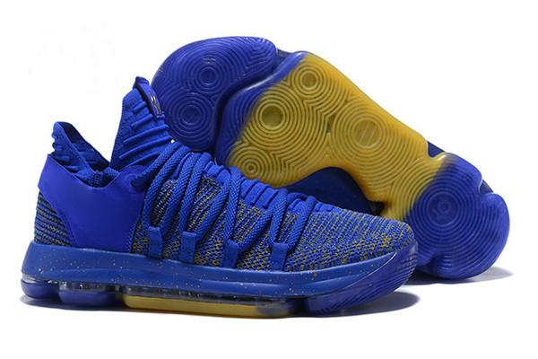 Chaussures de basket-ball pour hommes 10 ans Université Still KD Igloo BETRUE Oreo Kevin Durant Sport Elite Sneakers taille 40-45m26