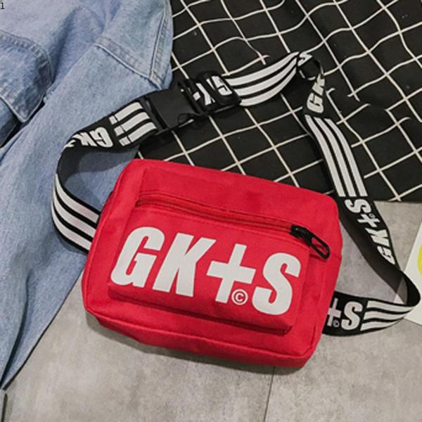 Nouveau Fanny Pack Lady Taille Packs Haute Qualité Hanche Sac Multicolore Femmes Oreiller Taille Bande D'épaule Simple Sacs Hommes Bum Sac Unisexe
