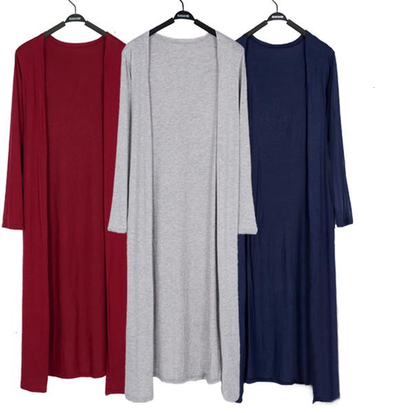 woman sweaters designer sweater women summer 2019 long casaco feminino women shawl plus size coats sunscreen clothing cardigan jacket