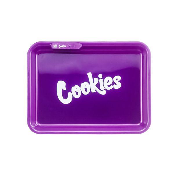 Las cookies púrpura