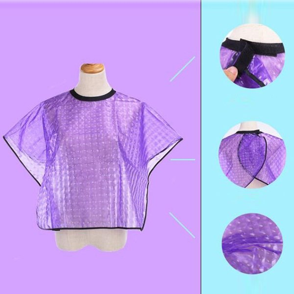 Hot Salon Hairdresser Cape Barber Cutting Capes Haircut Umbrella Make Up Hair Wraps Aprons Hair Cuts Waterproof Clothes
