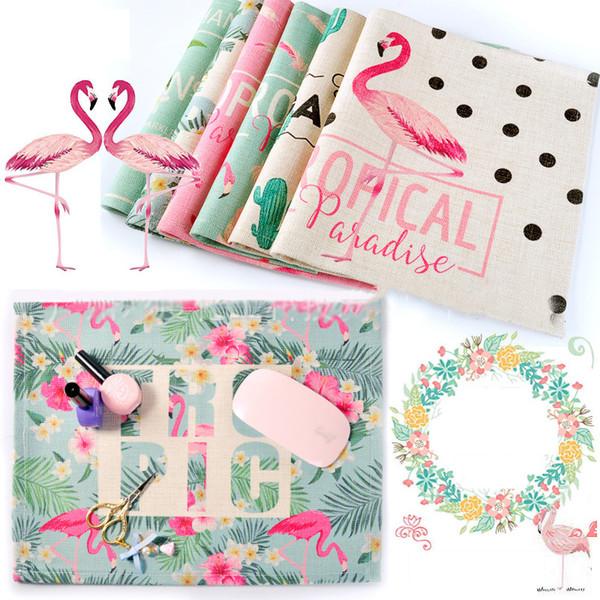 Tappetino per nail art in rilievo Tappetino per manicure in cotone Pad Nails Design Pad in tessuto di lino lavabile Strumenti per manicure portatile Nail Holder 3P